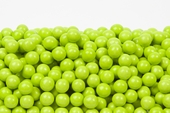 Lime Green Sixlets (1 Pound Bag)