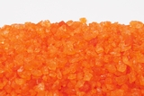 Orange Rock Candy Crystals (1 Pound Bag)