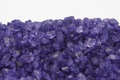 Grape Rock Candy Crystals (25 Pound Case)