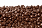 Milk Chocolate Covered Blueberries (25 Pound Case)
