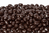 Dark Chocolate Covered Raisins (25 Pound Case)