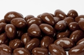 Milk Chocolate Covered Brazils (25 Pound Case)