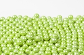 Pearl Lime Sixlets (25 Pound Case)