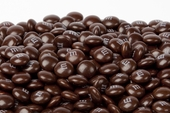 Brown Milk Chocolate M&M's Candy (25 Pound Case)