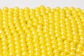 Pearl Yellow Sixlets (25 Pound Case)