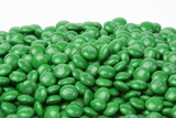 Dark Green Milk Chocolate M&M's Candy (10 Pound Case)