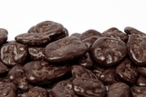 Dark Chocolate Covered Banana Chips (25 Pound case)