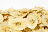 Unsweetened Banana Chips (14oz Bag)