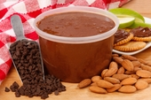 Fresh Chocolate Almond Butter (1 Pound Tub)