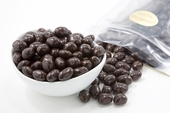 Dark Chocolate Covered Marcona Almonds (5 Pound Bag)