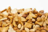 Natural Rice Crackers with Nuts (1 Pound Bag)