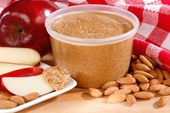 Raw Almond Butter (1 Pound Tub)