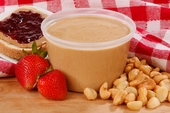 Fresh Cashew Macadamia Butter (1 Pound Tub)