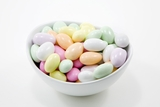 Assorted Jordan Almonds (10 Pound Case)