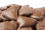 Chocolate Covered Peanut Brittle (1 Pound Bag)