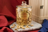 Giant Cashews (5 Pound Jar)