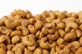 Honey Roasted Cashews (4 Pound Bag)