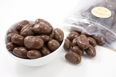 Milk Chocolate Covered Brazils (5 Pound Bag)