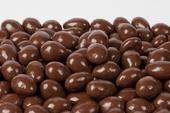 Sugar Free Chocolate Covered Almonds (5 Pound Bag)