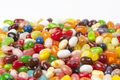Jelly Belly Assorted Sour Mix jelly beans (5 Pound Bag)