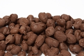 Double Dipped Chcolate Covered Peanuts (25 Pound Case)