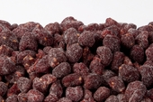 Dried Red Raspberries (4 Pound Bag)