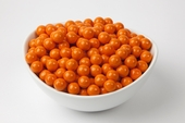 Orange Sixlets (10 Pound Case)