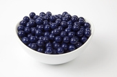 Navy Blue Sixlets (25 Pound Case)
