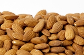 Organic Almonds (10 Pound Case)