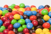 Peanut M&M's Candy (25 Pound Case)