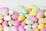 Sugar Free Assorted Jordan Almonds (25 Pound Bag)