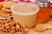 Fresh Honey Roasted Cashew Macadamia Butter (1 Pound Tub)