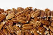 Roasted Mammoth Pecans (1 Pound Bag)