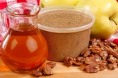 Honey Roasted Pecan Butter (15 oz Tub)