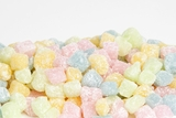 Colored Mochi Rice Cakes (25 Pound Case)