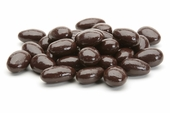Dark Chocolate Covered Almonds (25 Pound Case)