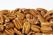 Roasted Mammoth Pecans (25 Pound Case)