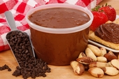 Fresh Chocolate Brazil Nut Butter (1 Pound Tub)