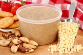 Fresh White Chocolate Brazil Nut Butter (1 Pound Tub)