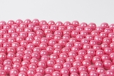 Pearl Bright Pink Sixlets (10 Pound Case)