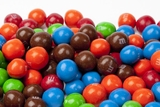 Pretzel M&M's Candy (25 Pound Case)