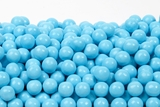 Powder Blue Sixlets (1 Pound Bag)