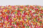 Rainbow Sprinkles (4 Pound Bag)