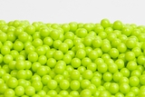 Green Sugar Candy Beads (25 Pound Case)