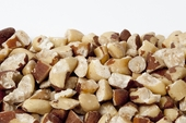 Raw Brazil Nut Pieces (44 Pound Case)