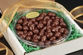 Milk Chocolate Covered Cashews Gourmet Tray