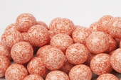 Strawberry and Cream Malted Milk Balls (25 Pound Case)
