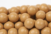 Peanut Butter Malted Milk Balls (25 Pound Case)