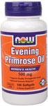 Evening Primrose Oil 500 mg -100 Softgels, NOW Foods