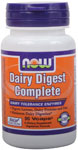 Dairy Digest Complete - 90 VCaps, NOW Foods
